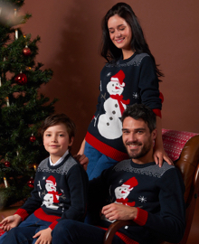 Pulls traditionnels de Noël