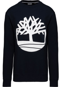 Sweat-shirt col rond brand tree