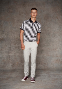 Pantalon Chino Stretch Homme