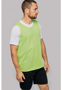 CHASUBLE RÉVERSIBLE MULTISPORTS