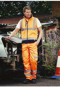 Pantalon Cargo haute visibilité