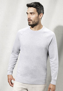 Sweat-shirt piqué bio