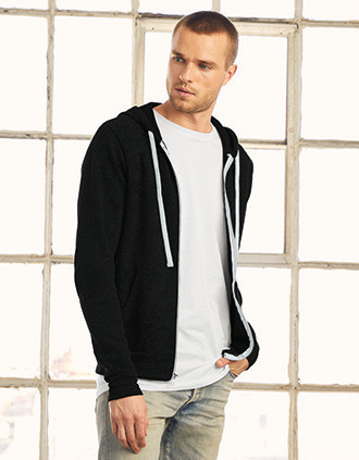 SWEAT-SHIRT CAPUCHE ZIPPÉ TRIBLEND