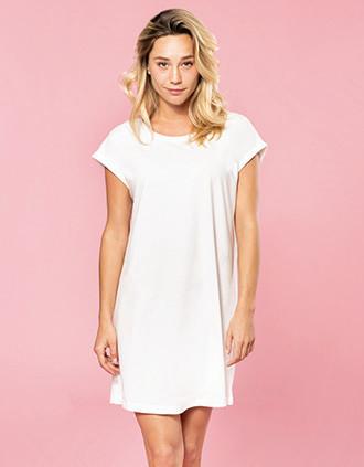T-shirt long femme