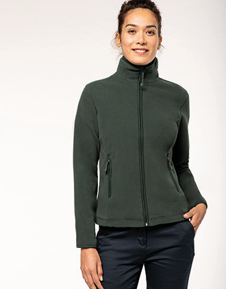 Maureen> veste micropolaire femme