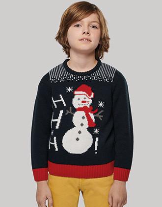 Pullover Ho Ho Ho Enfant