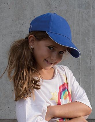 ORLANDO KIDS - CASQUETTE ENFANT 6 PANNEAUX