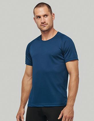 T-shirt de sport manches courtes homme