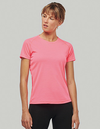 T-shirt de sport manches courtes femme