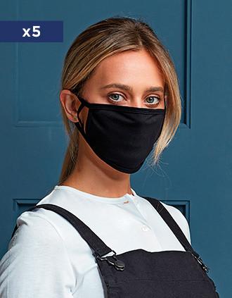 Masque de protection réutilisable - AFNOR UNS1