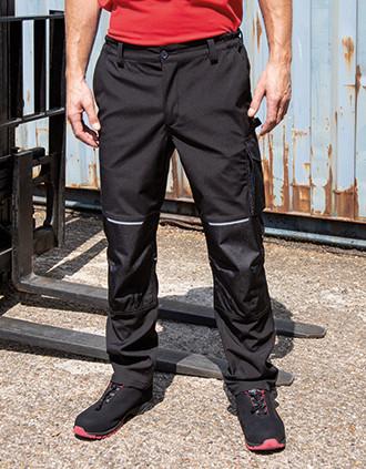 Pantalon de travail slim SOFTSHELL
