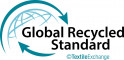 Norme Global Recycled Standard délivrée par Ecocert Greenlife qui permet le contrôle du process, des pratiques sociales et environnementales des produits.
