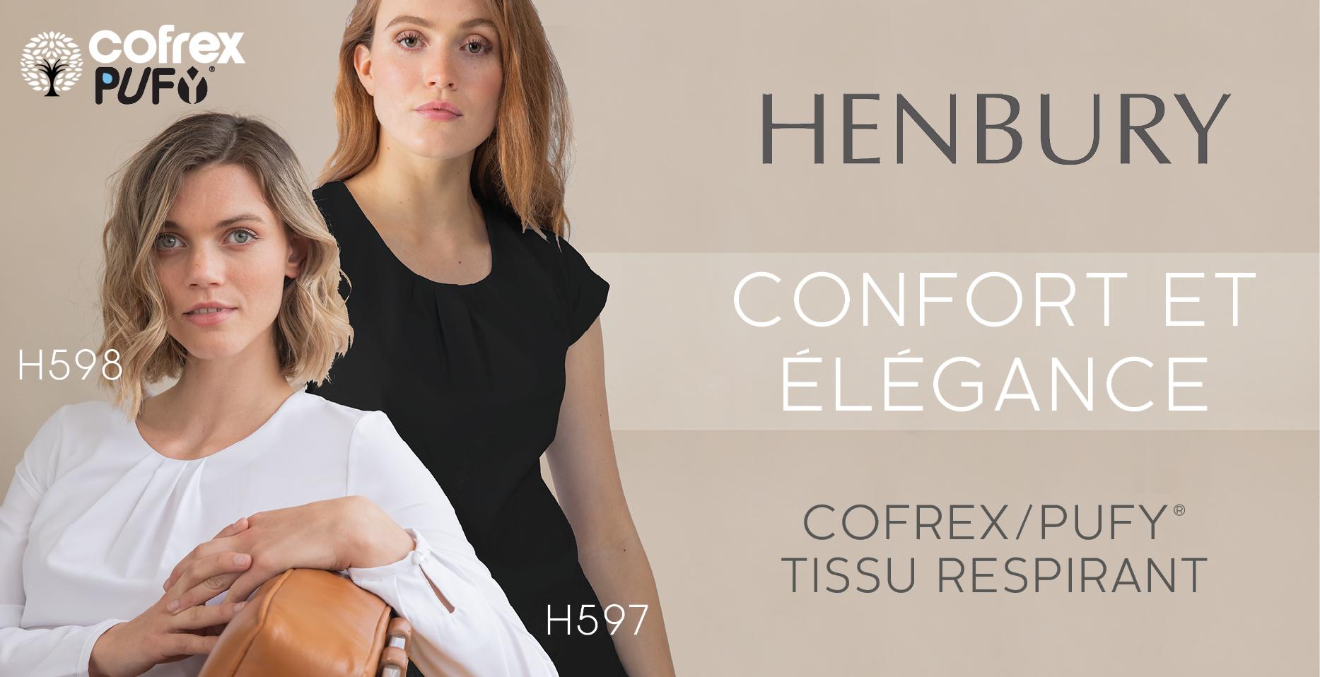 Henbury - Blouses