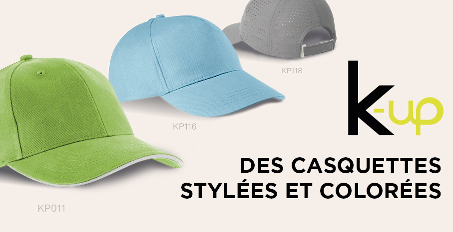 K-UP - CASQUETTES